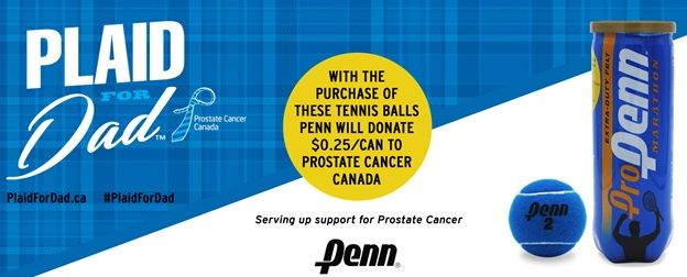 Penn/Head Canada Supports Prostate Cancer Canada